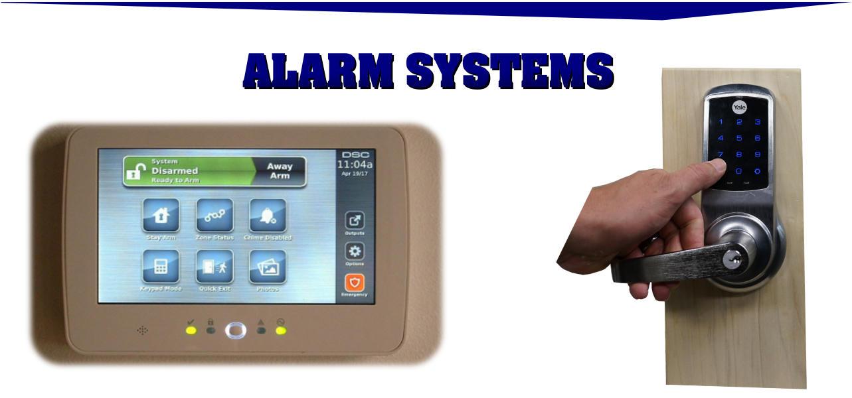 Alarm Systems